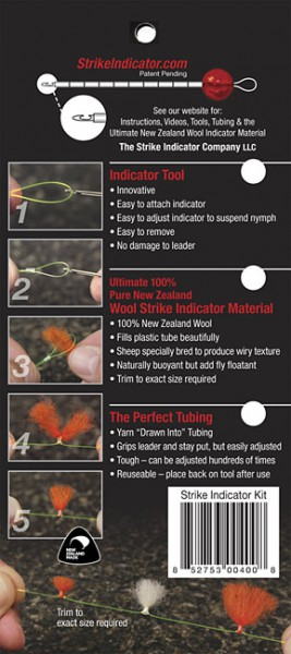 New Zealand Strike Indicator Bissanzeiger