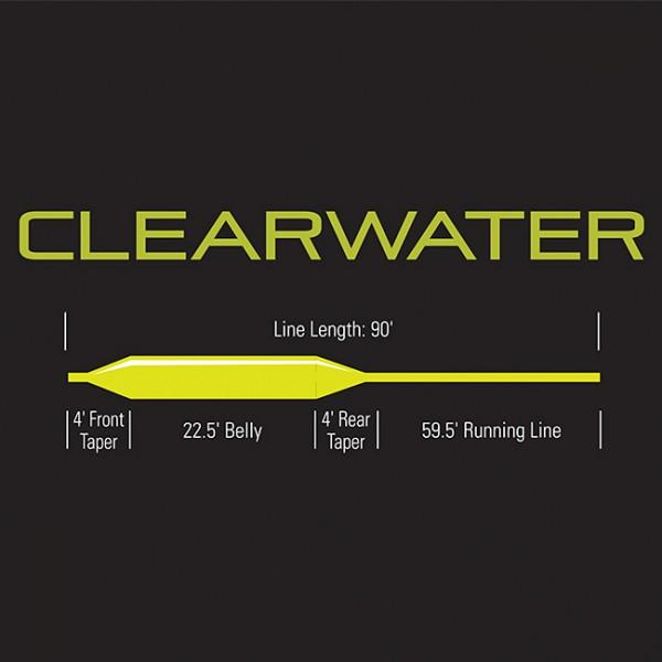 Orvis Clearwater Fliegenschnur