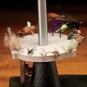Orvis Vise Fly Rack Fliegenhalter und -ablage
