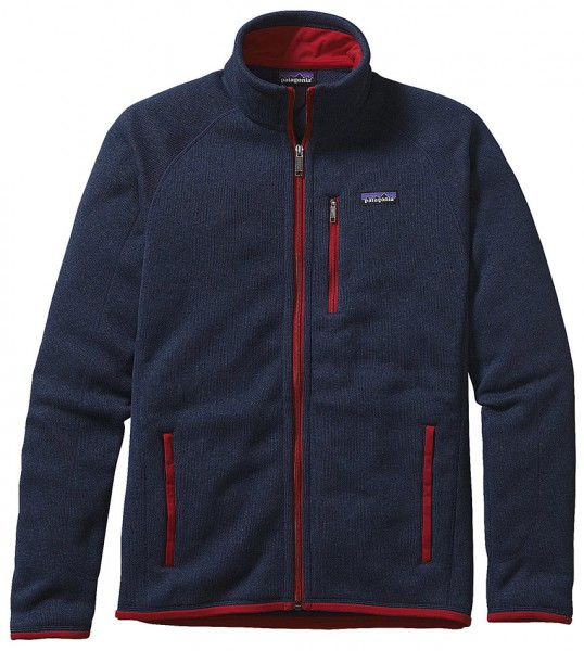 classic navy / totally red