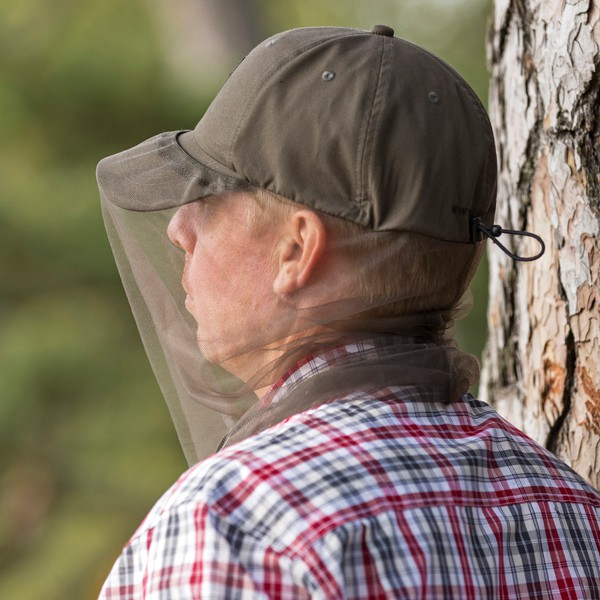 Pinewood Mosquito Cap Mückenschutz-Hut