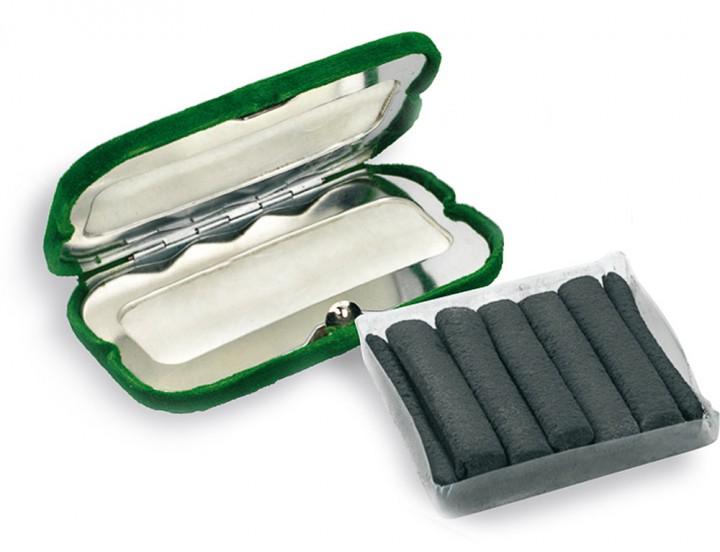 Spro Taschenwärmer mit oder ohne Kohlestäbchen