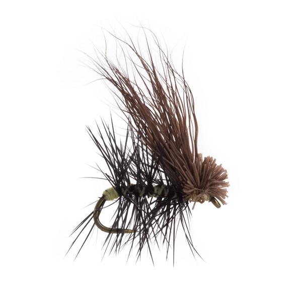 RF Rehhaarsedge Trockenfliege schwarz