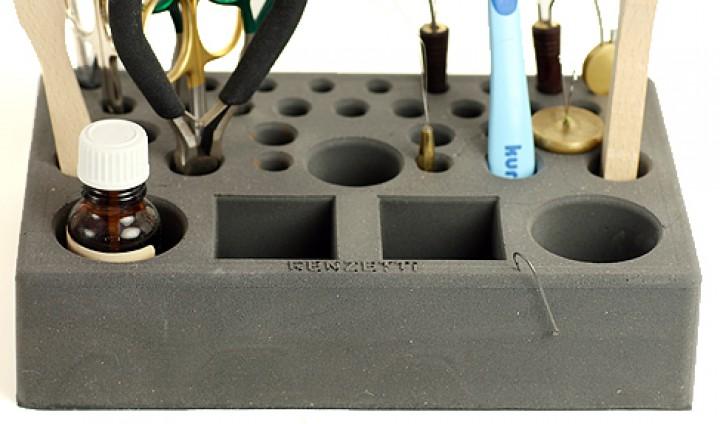 Renzetti Soft Foam Tool Caddy Ständer für Bindewerkzeug