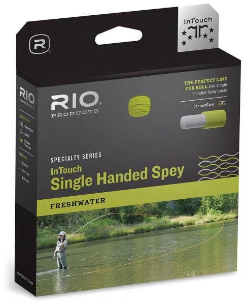 Rio Single Handed Spey InTouch Fliegenschnur