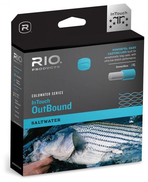 Rio OutBound Coldwater InTouch Fliegenschnur