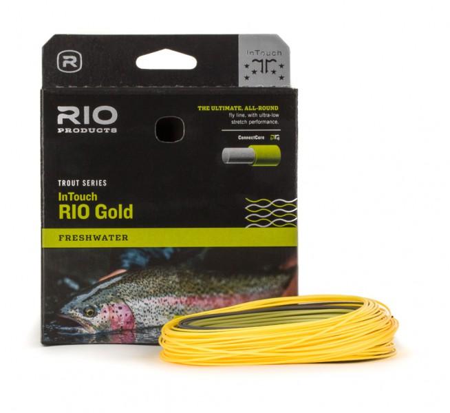 Rio Gold InTouch Fliegenschnur