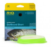 Rio OutBound Short Coldwater Fliegenschnur
