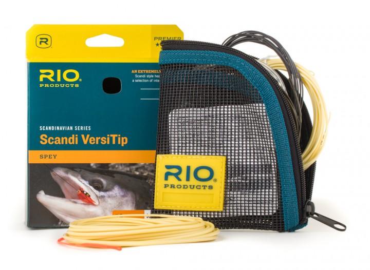 Rio Scandi Short VersiTip Schusskopf System