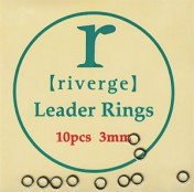 Riverge Vorfach Ringe tippet rings