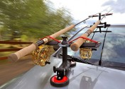 Sumo Car-Top Rod Rack / Autorutenhalter