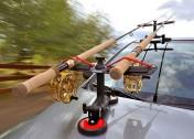Sumo Car-Top Rod Rack / Autorutenhalter