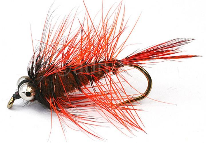 Meerforellenfliege Rusty Magnus