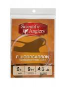 3M Scientific Anglers Fluorocarbon Leader 2er Pack