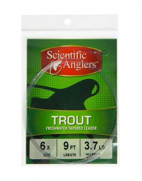 3M Scientific Anglers Freshwater Leader 2er Pack