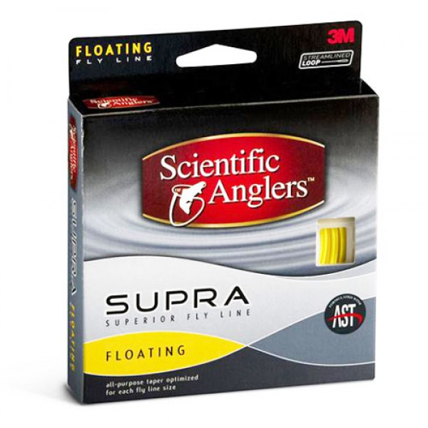 3M Scientific Anglers Supra Floating Line WF Fliegenschnur