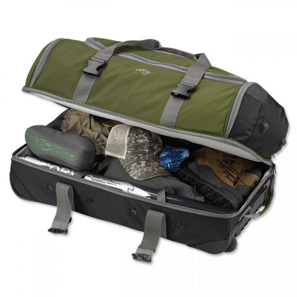 Orvis Safe Passage Rolling vented duffle / Reisetasche