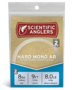 Scientific Anglers Hard Mono AR Tapered Leader Vorfach 2er Pack