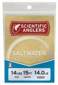 Scientific Anglers Saltwater Leader Salzwasser-Vorfach 2er Pack