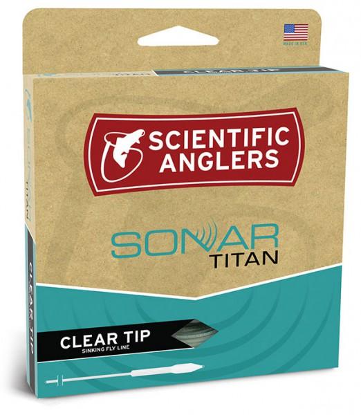 Scientific Anglers Sonar Textured Titan Clear Tip Fliegenschnur