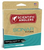 Scientific Anglers Sonar Titan Tropical Clear Tip Fliegenschnur