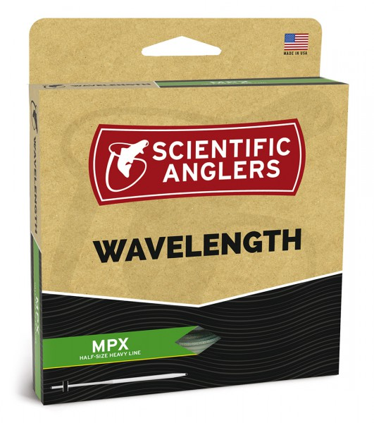 Scientific Anglers Wavelength MPX Fliegenschnur