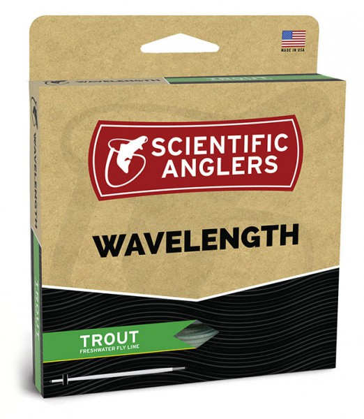Scientific Anglers Wavelength Trout Fliegenschnur