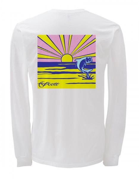Scott Sunrise Tarpon LS Langarmhemd