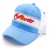 Scott Colorado Flag Trucker Cap Schirmmütze