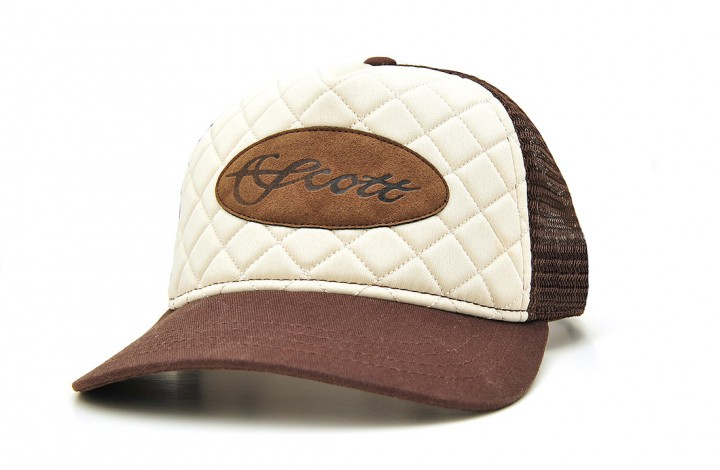 Quilted Trucker