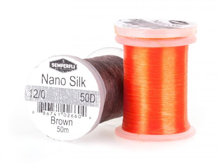 Semperfli Nano Silk Bindegarn 12/0 (50D)