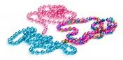 Hareline Senyodelic Bead Chain Kugelketten eloxiert
