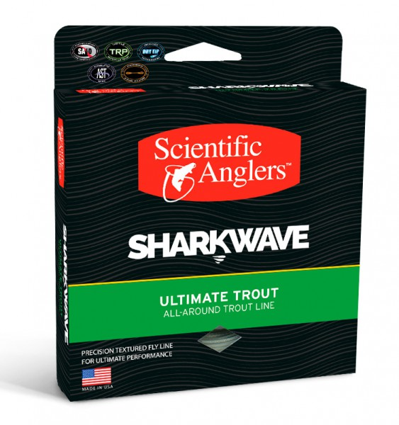 3M Scientific Anglers Sharkwave Ultimate Trout Fliegenschnur