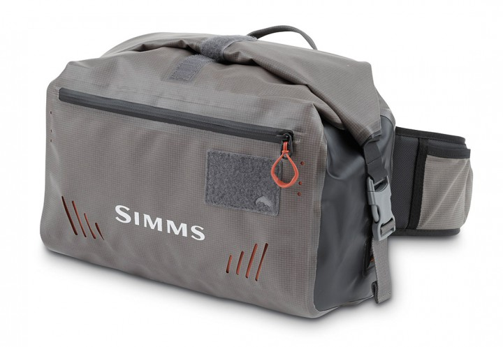 Simms Dry Creek Roll Top Hip Pack