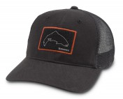 Simms High Crown Patch Trucker Cap Schirmmütze