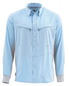 Simms Intruder Bicomp LS Shirt Hemd