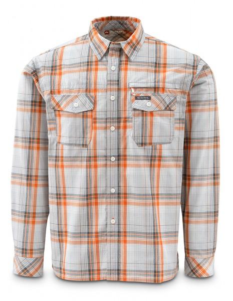 Simms Kenai LS Shirt Hemd