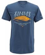 Simms Legacy Streamer T-Shirt