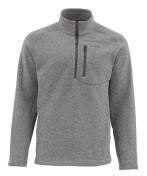 Simms Rivershed Sweater Pullover smoke