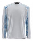 Simms Waypoint Crewneck Long Sleeve Hemd