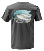 Simms Weiergang Atlantic Salmon T-Shirt