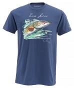 Simms Weiergang Pike T-Shirt