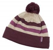 Simms Women's Fleece Lined Pom Hat Beanie malbec
