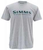 Simms Wordmark T-Shirt