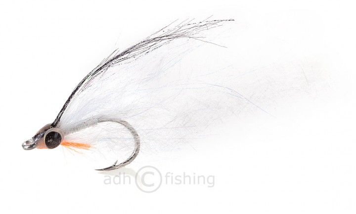 H2O Streamer - Slinky Fish white