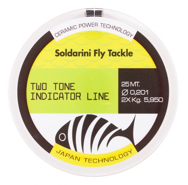 Soldarini Fly Tackle Two Tone Indicator Line Sichthilfe