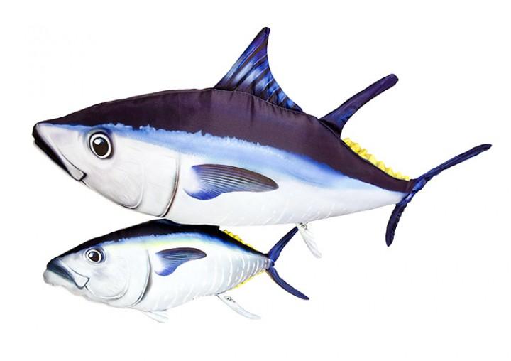 Thunfisch groß und klein