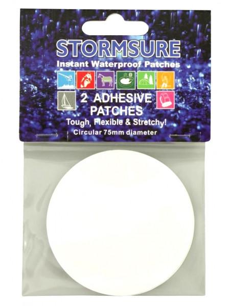 Stormsure Instant Repair Patches für Wathosen rund