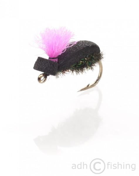 Fulling Mill Trockenfliege - Target Beetle Pink