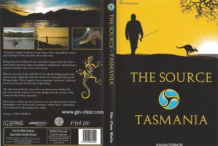 DVD - The Source Tasmania